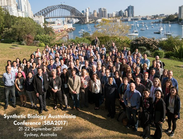 Meeting report: Synthetic Biology AustralasiaConference